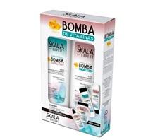 Kit Skala Expert Bomba de Vitaminas shampoo, 325mL + condicionador, 325mL
