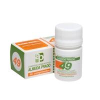 Complexo Homeopático Almeida Prado Nº 49 frasco com 60 comprimidos