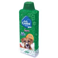 Shampoo Veterinário 2 em 1 Pró Canine Plus - neutro, 700mL