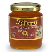 Apiroma Mel com Própolis e Romã Apisflora