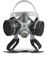 Respirador 1/4 Facial Alltec Mastt 2002 VO duas vias, tamanho único