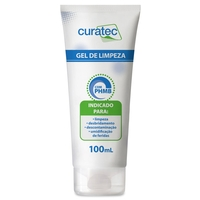 Gel de Limpeza Curatec - 100mL