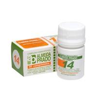 Complexo Homeopático Almeida Prado Nº 14 frasco com 60 comprimidos