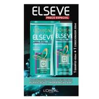 shampoo, 400mL + condicionador, 200mL