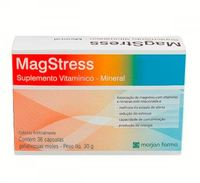 MagStress 36 cápsulas