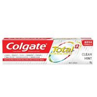 Creme Dental Colgate Total 12 Clean Mint 1 unidade com 90g