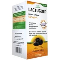 Lactugold Arte Nativa - Ameixa, 667mg/mL, 120mL