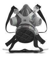 Respirador 1/4 Facial Alltec Mastt 2001 VO uma via, tamanho único