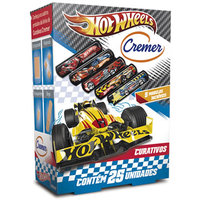 hot wheels com 25 unidades