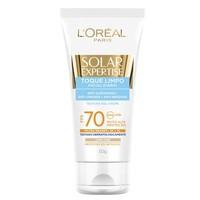 Protetor Solar Facial L'Oréal Solar Expertise Toque Limpo FPS 70, 50g