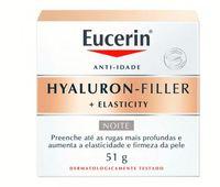 Creme Facial Eucerin Hyaluron Filler + Elasticity Noite 51g