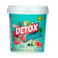 Detox Unilife abacaxi com hortelã, 220g