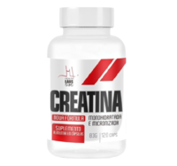 Creatina Monohidratada Health Labs 120 cápsulas