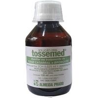 Tossemed solução oral, frasco com 120mL + copo medida