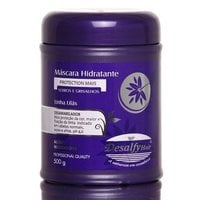 Máscara Hidratante Desalfy Hair Protection Mais Linha Lilás 500g
