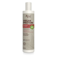 Shampoo Nutritivo Apse Vegan Protein 300mL