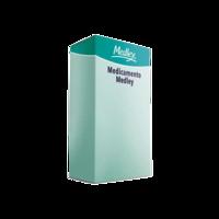 Dulcolax 5mg, caixa com 1 blíster transparente com 20 comprimidos revestidos
