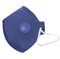 Respirador Alltec Mastt Classic PFF2 - com válvula, azul, ref.1507A