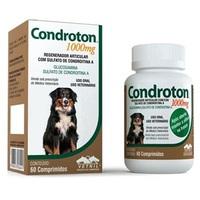 Condroton 1000mg, frasco com 60 comprimidos