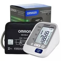 Monitor Digital de Pressão Arterial Omron Braço Elite HEM-7130 - 1 Unidade