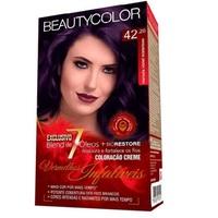 Tintura Beauty Color Vermelhos Infalíveis nº 42.26 marsala violet misterioso