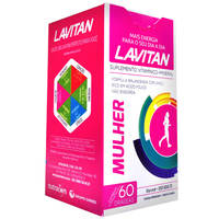 Lavitan Mulher - 60 Comprimidos