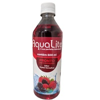 Re-hidratante Oral NTS AquaLite frutas vermelhas, 500mL
