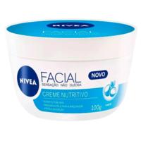 Creme Hidratante Facial Nivea Nutritivo 100g