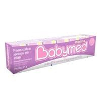 Babymed 1000UI/g + 400UI/g + 100mg, bisnaga com 45g de pomada de uso dermatológico