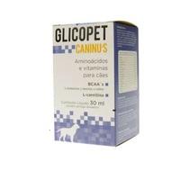 Glicopet Caninu's frasco com 30mL de solução de uso oral
