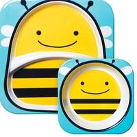 prato + tigela, abelha