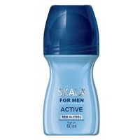 Desodorante Skala Men active fresh, roll-on, 60mL