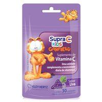 Supra C Kids Garfield - Uva, 30 Unidades