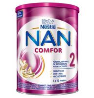 Fórmula Infantil NAN Comfor 2 - lata com 800g