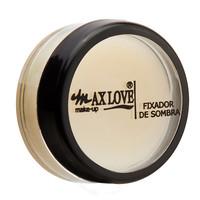 Fixador de Sombra Max Love incolor, 1 unidade