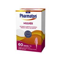 Pharmaton Mulher frasco com 60 cápsulas