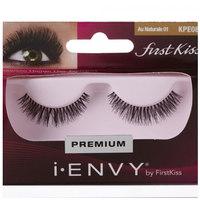 Cílios Postiços First Kiss I-Envy Premium Au Naturale nº 01, 1 par