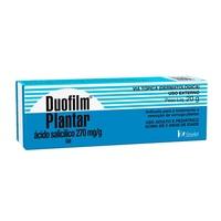 Duofilm Plantar 270mg/g, caixa com 1 bisnaga com 20g de gel de uso dermatológico + aplicador