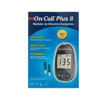 Monitor de Glicose On Call Plus II - 1 unidade