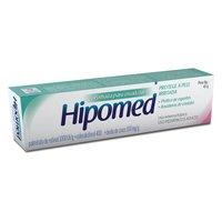 Hipomed 1000UI/g + 400UI/g + 100mg/g, bisnaga com 45g de pomada de uso dermatológico