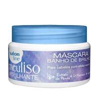 Máscara Banho de Brilho Salon Line Meu Liso #Brilhante - 300g