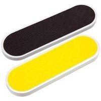 preto e amarelo com 1 unidade