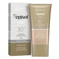 pele extra clara, FPS 30 com 40g