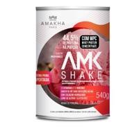 Shake Amakha Paris AMK morango com 450g