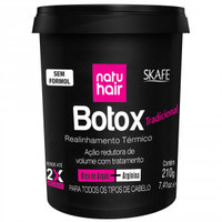 Botox Tradicional NatuHair 210g