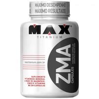 ZMA Max Titanium - 90 Cápsulas