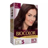 Tintura Biocolor Beleza Absoluta N° 4.1 Acaju Escuro Poderoso