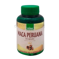 Maca Peruana Vitalab 60 Cápsulas