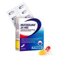 75mg, caixa com 10 cápsulas gelatinosas duras com microgrânulos de liberação controlada