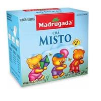 Chá Misto Madrugada 6 caixas de 10 sachês cada